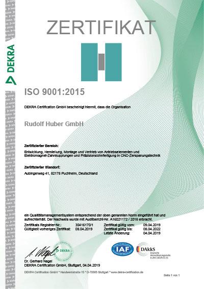 2019_DEKRA_Zertifikat-ISO-9001_2015