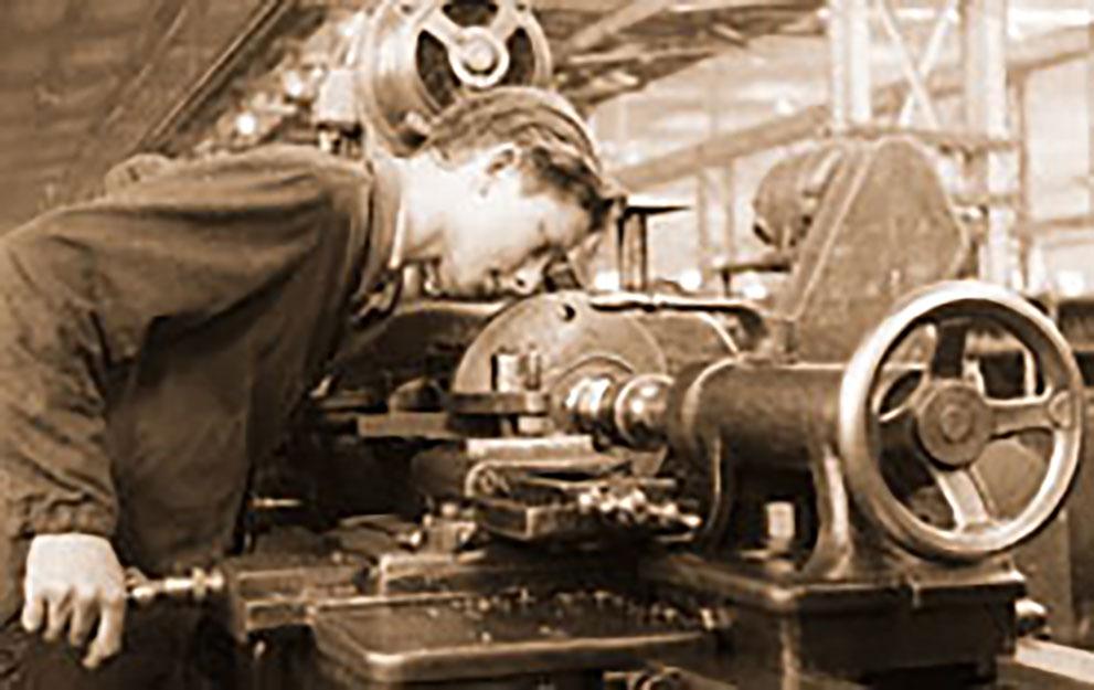 Huber Firmengeschichte