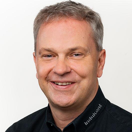 Ing. Dietmar PACHER, Indukont Antriebstechnik GmbH